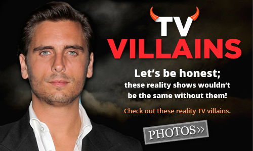 Reality TV villains CTA