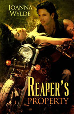 Reapers Property by Joanna Wylde