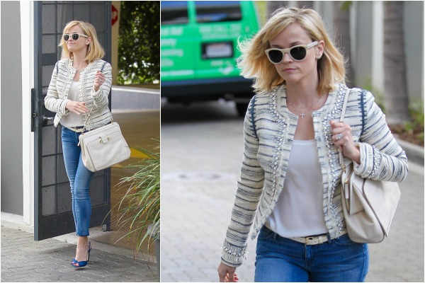 Reese Wtherspoon celebrity fashion