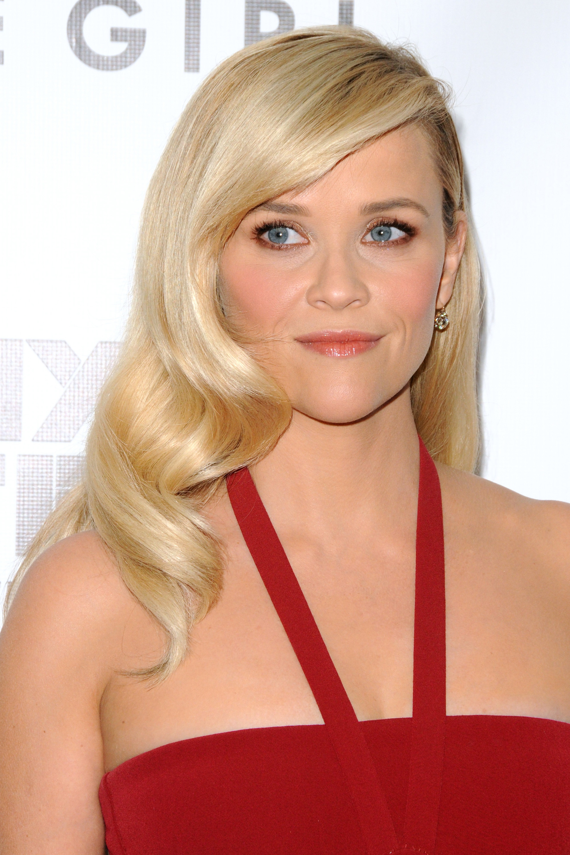 Best retro beauty look: Reese Witherspoon