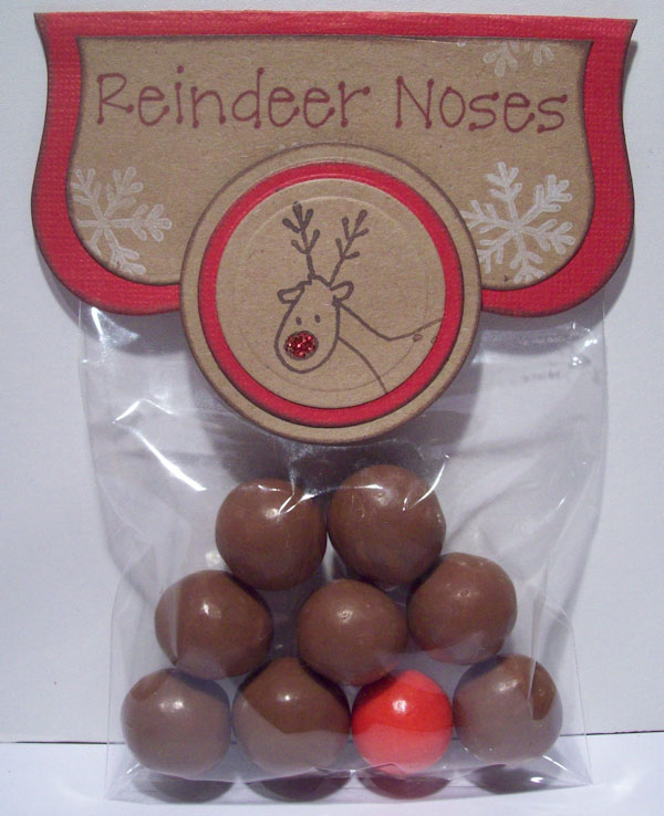 Reindeer Noses candy