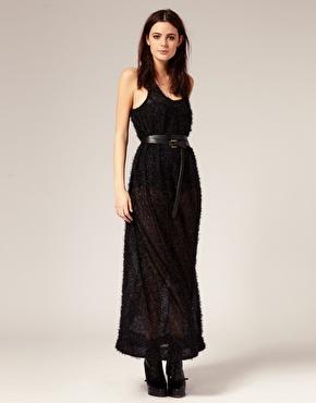 Black dress by Religion