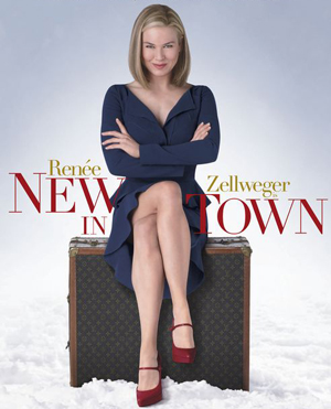 Renee Zellweger heads north for romance