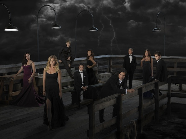 Revenge Season Two Premiere
