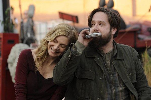 Rachel and Aaron in Revolution