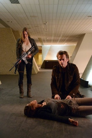 Charlie and Miles try to save Nora in Revolution