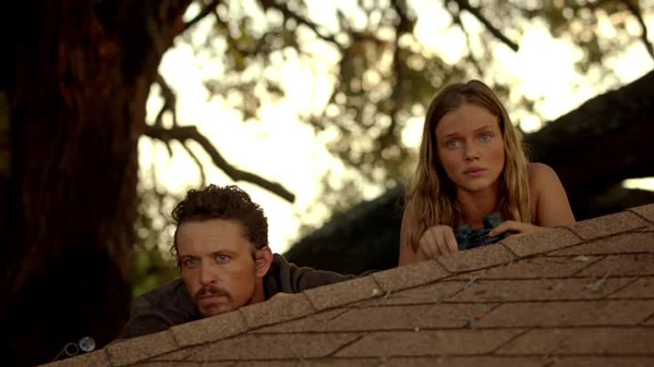 Charlie and Monroe scout in Revolution