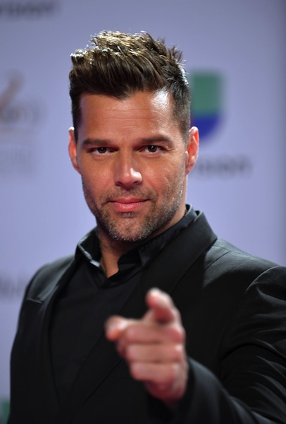 Ricky Martin will tour Australia in 2013