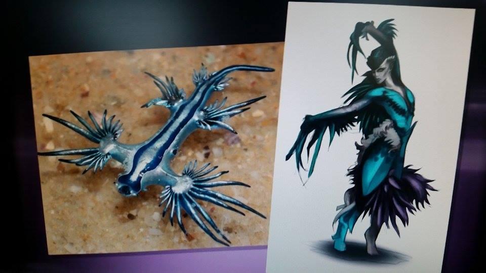Ricky and Ben: Blue Seaslug