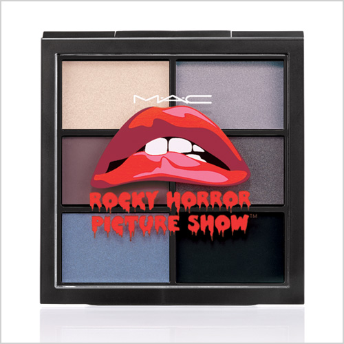 MAC: Rocky Horror Picture Show makeup collection Eye Shadow Palette (in Riff-Raff)