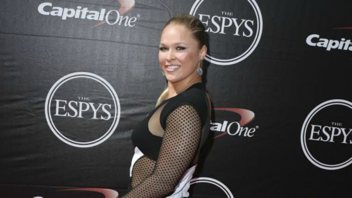 Ronda Rousey wants a guy who