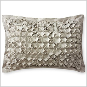 Royal Velvet oblong pillow