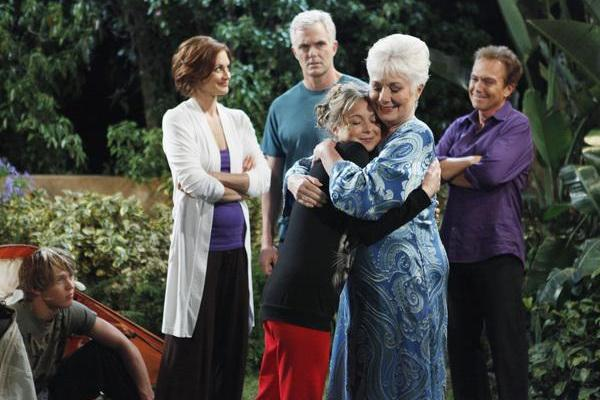Shirley Jones reunites with the Cassidys on Ruby & the Rockits