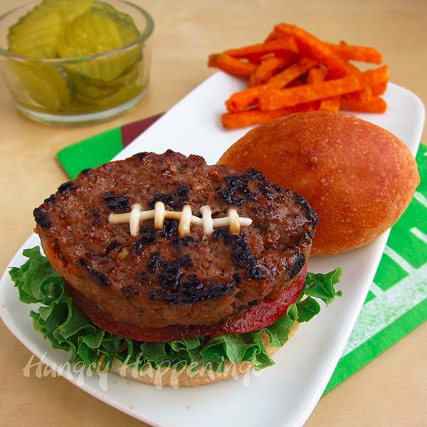 Rugby hamburger