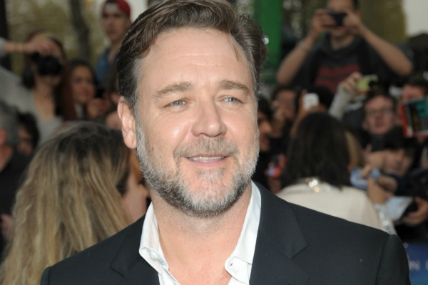 Russell Crowe on living in Australia