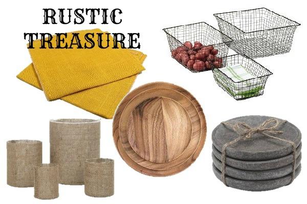 Rustic treasure