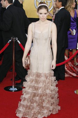 Kate Mara Worst Dressed SAG Awards