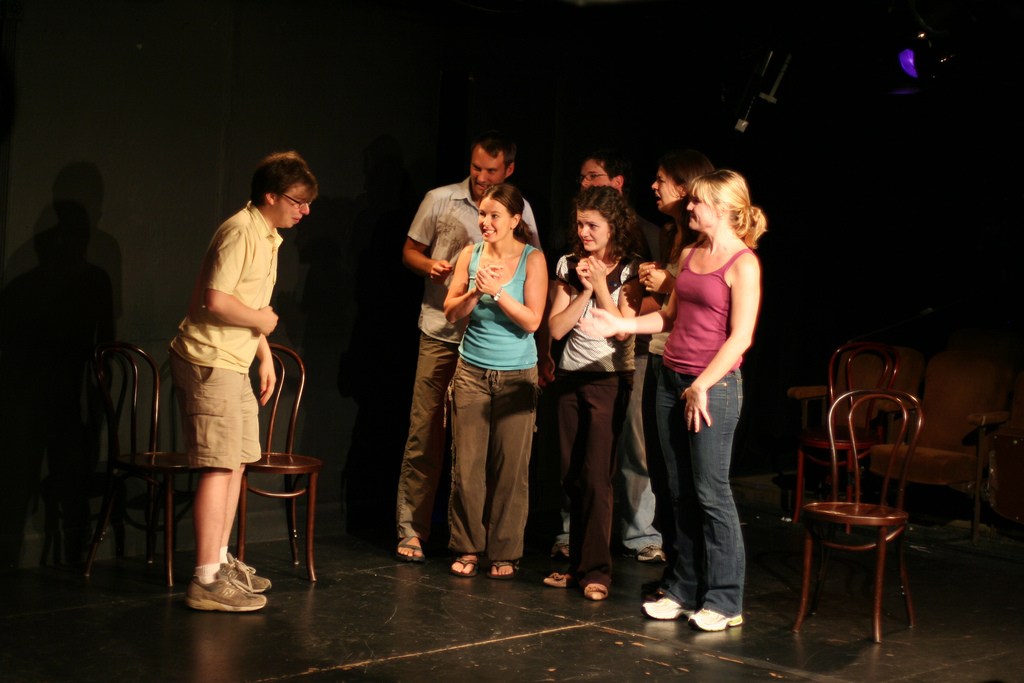 Improv group