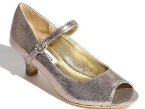 First Heels - Peep-toe