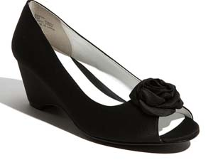 First heels - Wedges