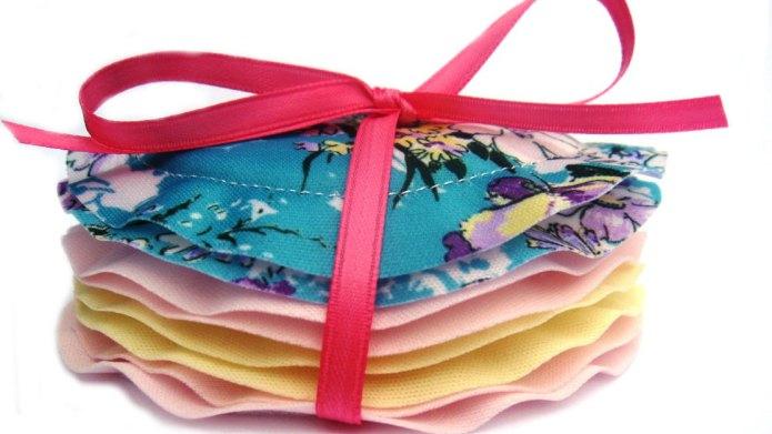 Breastfeeding mama must-have: Reusable nursing pads