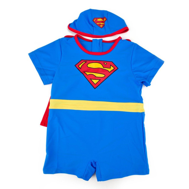 Superman Swim Suit