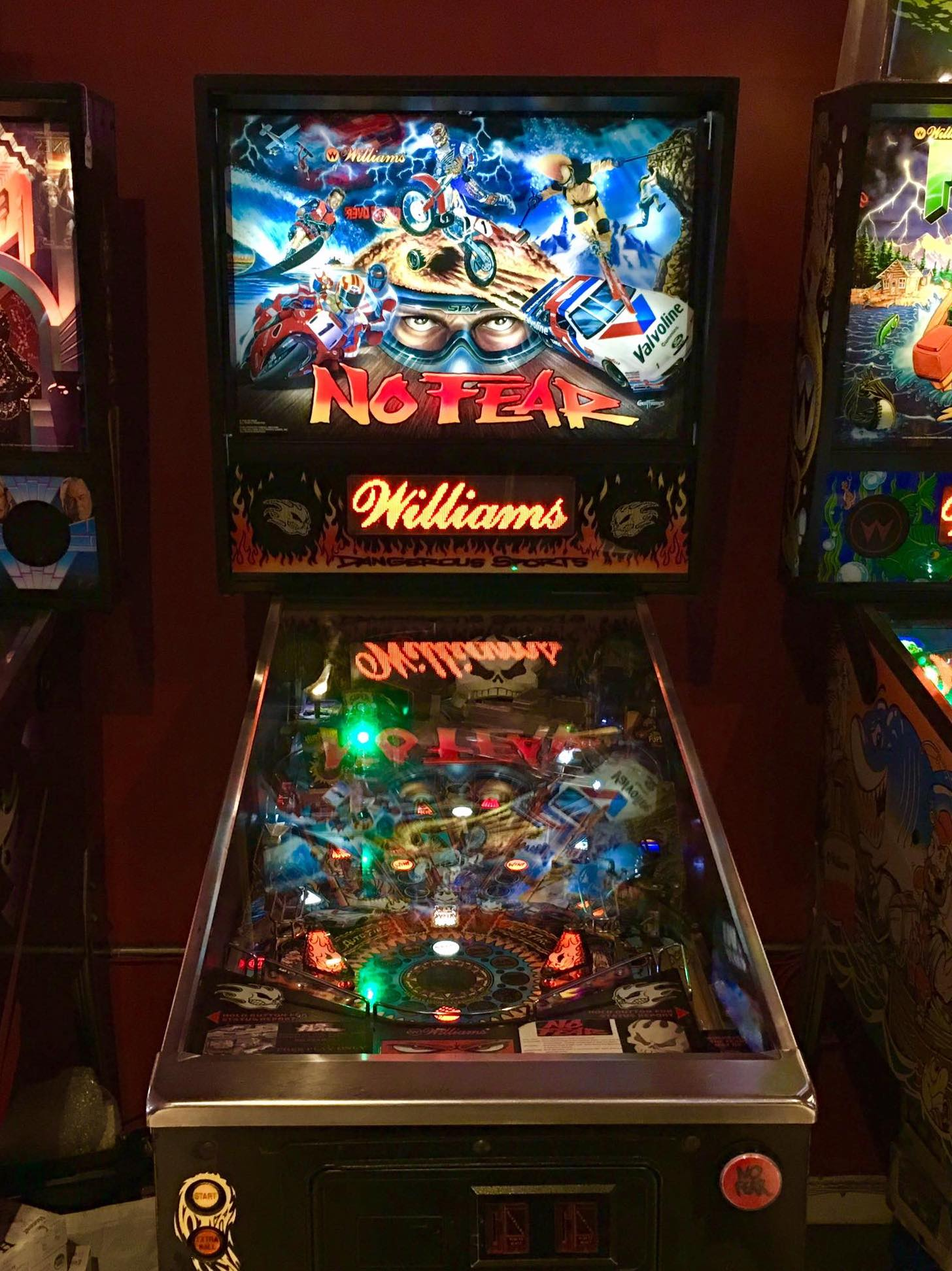 Mom's guide to NYC: Modern Pinball
