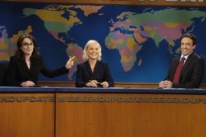 SNL's back...thanks to Tina!