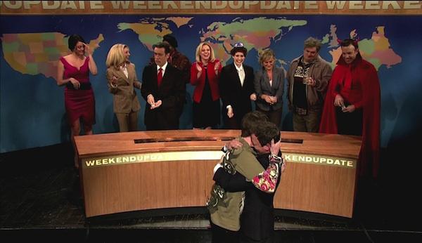 SNL cast crisis: Bill Hader leaves SNL