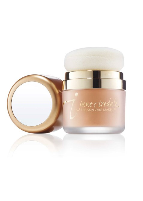 Skin Care Goals 2018 | SPF Foundation: Jane Iredale Powder-Me SPF Dry Mineral Powder
