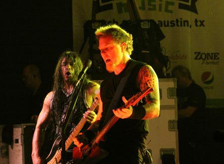SXSW Metallica
