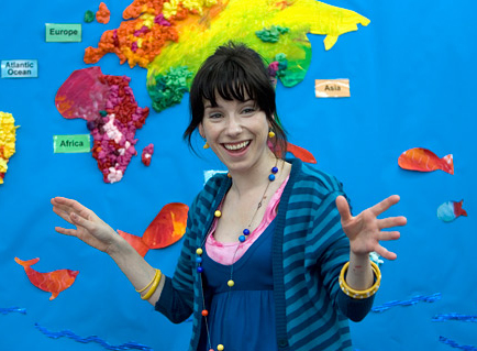 Sally Hopkins earns a Golden Globe nomination for Happy-Go-Lucky