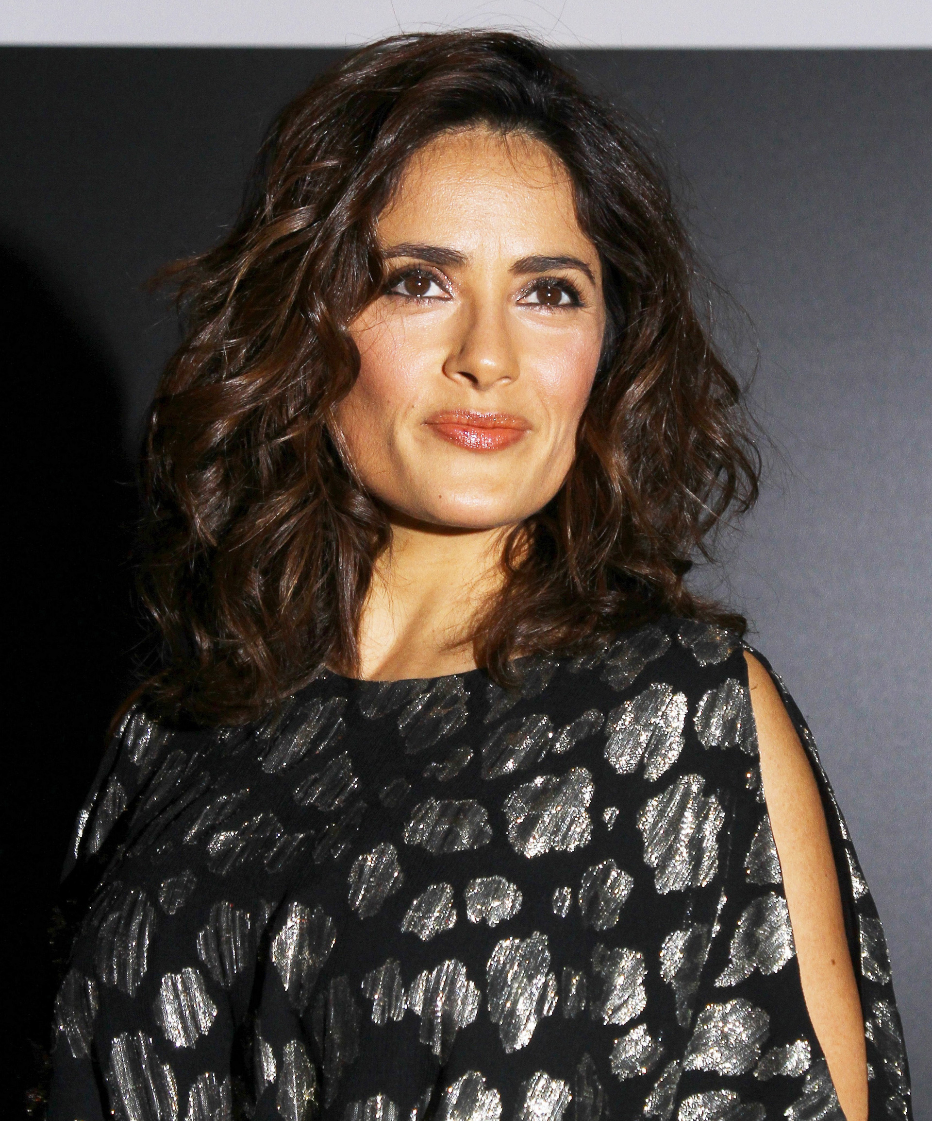 Best curls: Salma Hayek