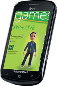 Samsung Focus Windows 7 Phone