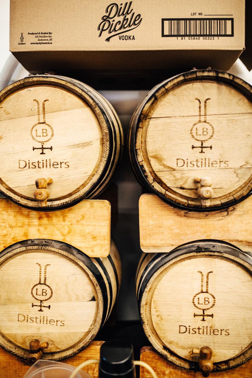 Lucky Bastard Distillers