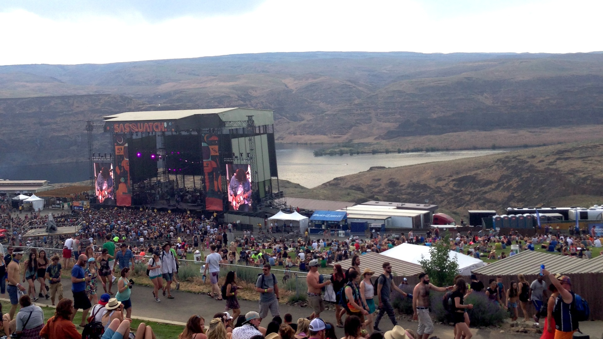 Sasquatch The Gorge