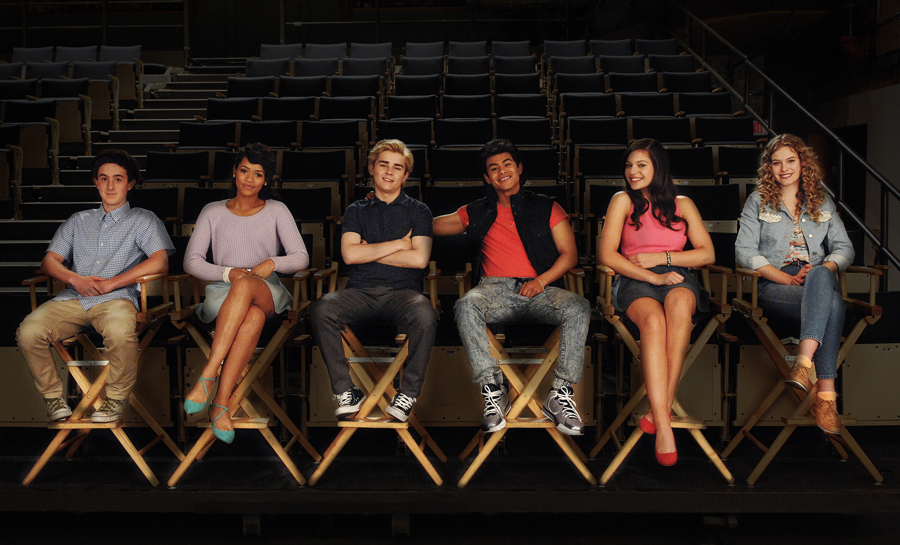 Unauthorized Saved by the Bell Story cast