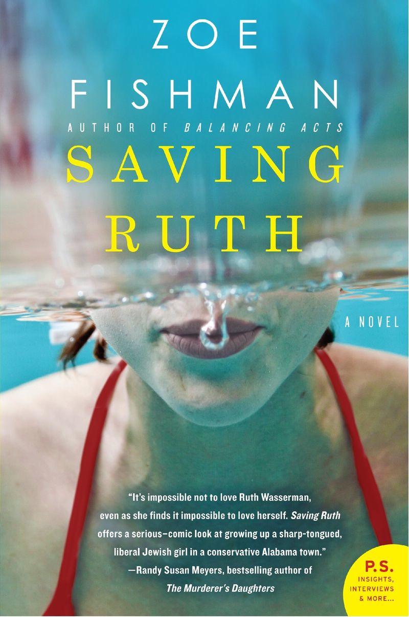 Saving Ruth by Zoe Fishman