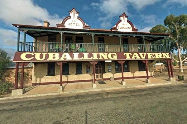 Cuballing Hotel