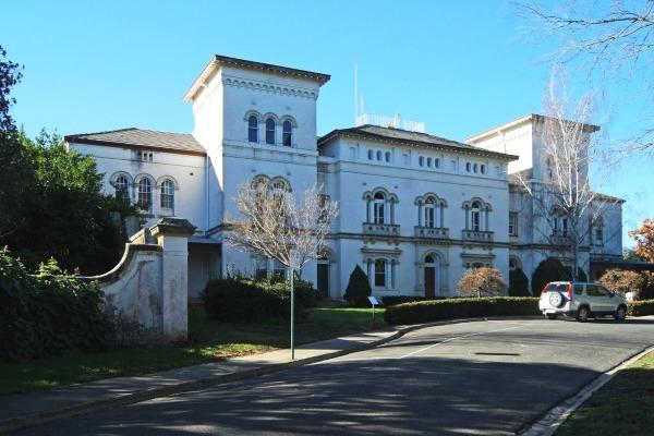 Mayday Hills Insane Asylum