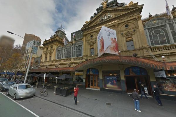 Princess Theatre Victoria