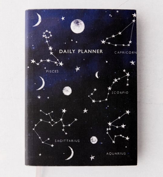 Astrological Day Planner