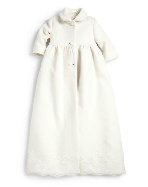 baptism coat
