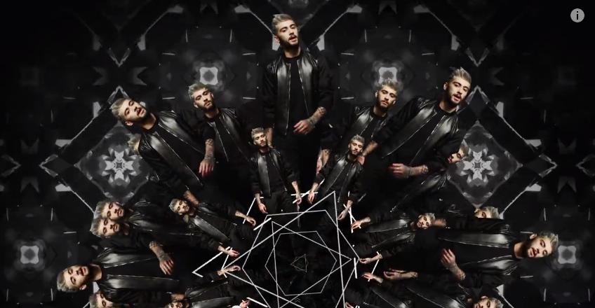 Zayn Malik's new video for