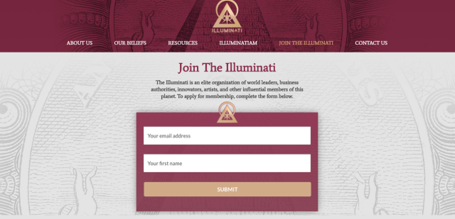 I 'Joined the Illuminati' and Here's What Happened Next
