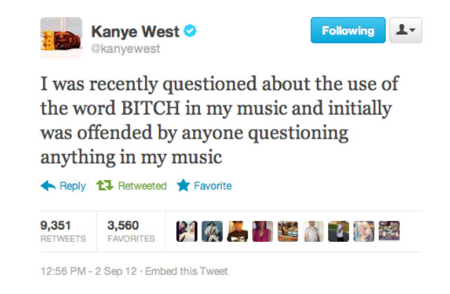 How to Offend Kanye West