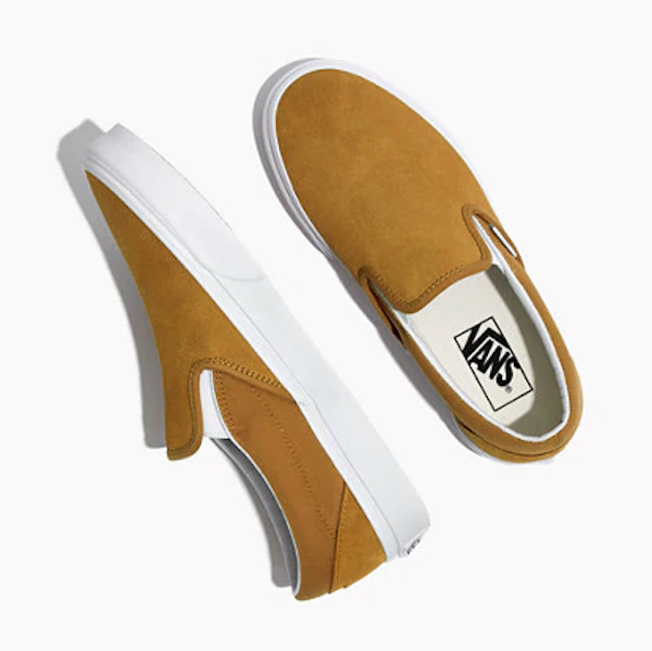 Vans Madewell mother's day gift