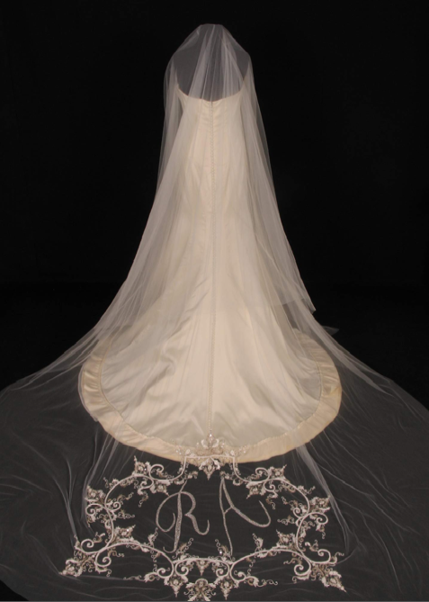 Princess Diana's royal wedding gown