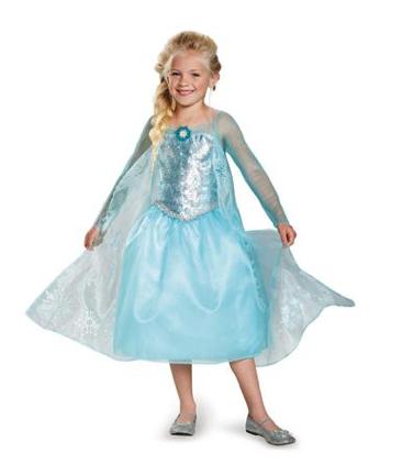 Elsa Halloween dress