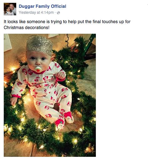 Duggar Family Official Photo
